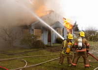 Cómo manejar su crédito después de un incendio