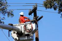 Si no hay electricidad al volver a una comunidad devastada por un desastre